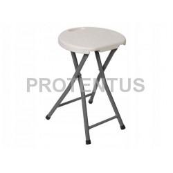 Folding stool 32x44 cm.