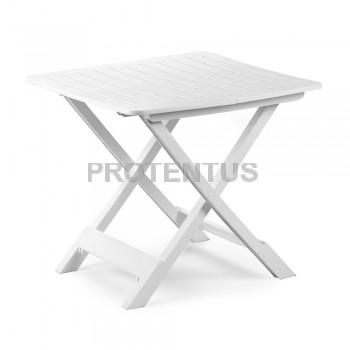 Folding table 72x79x70