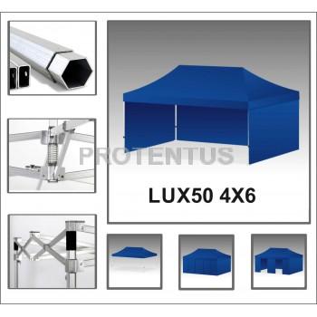 Prekybinės palapinės iš aliuminio LUX50 4х6