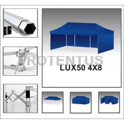 Prekybinės palapinės iš aliuminio LUX50 4х8