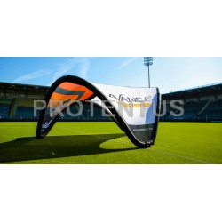 Inflatable promotional tent V-TENT 4m
