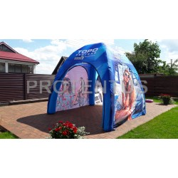 Inflatable promotional tent X-TENT 3x3