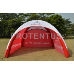 Inflatable promotional tent X-TENT 5x5