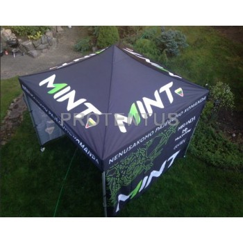 Promotional tent 3x3