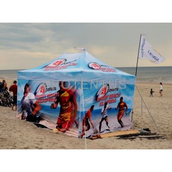 Promotional tent 3x4,5
