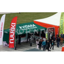 Promotional tent 3x6