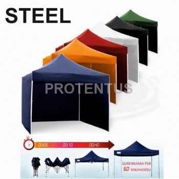 "Canopy tent ""STEEL40+"" 3x4,5"